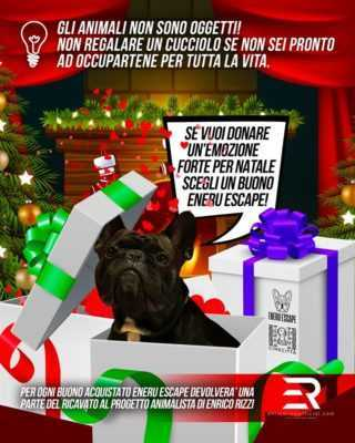 Escape room natale